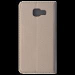 Etui Folio Magnet Or pour Samsung A5 2016