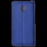 Etui Folio Magnet Bleu pour Samsung J5 2017