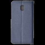 Etui Folio Magnet Gris pour Samsung J5 2017