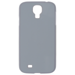 Coque Rigide Blanc et plaque Alu pour Samsung S4