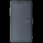 Etui Folio Class Noir pour Samsung J7 2016