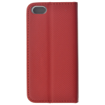 Etui Folio Magnet Rouge pour Apple iPhone 5/5S/SE
