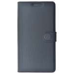 Etui Folio Class Noir pour Samsung J7 2017