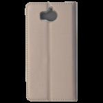 Etui Folio Magnet Or pour Huawei Y6 2017