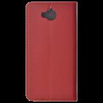 Etui Folio Magnet Rouge pour Huawei Y6 2017