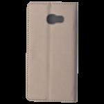 Etui Folio Magnet Or pour Samsung A5 2017