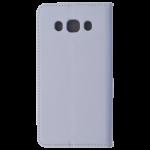 Etui Folio Magnet Blanc pour Samsung J5 2016