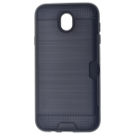 Coque Defender Card Noir pour Samsung J7 2017