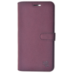 Etui Folio Trendy Violet Pour Apple iPhone 5/5S/SE