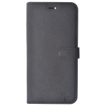 Etui Folio Trendy Gris Pour Samsung A5 2017