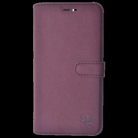 Etui Folio Trendy Violet Pour Samsung J5 2017