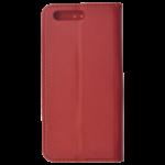 Etui Folio Magnet Rouge pour Huawei Honor 9