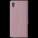 Etui Folio Magnet Rose pour Sony XA1