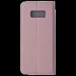 Etui Folio Magnet Rose pour Samsung S8