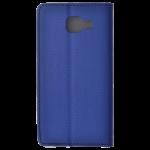 Etui Folio Magnet Bleu pour Samsung A5 2016
