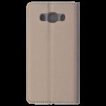 Etui Folio Magnet Or pour Samsung J7 2016