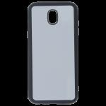 Coque Polycarbonate Noir et plaque Alu pour Samsung J5 2017