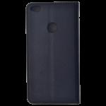 Etui Folio Magnet Noir pour Huawei P8 Lite 2017