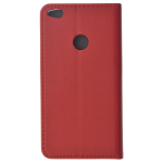 Etui Folio Magnet Rouge pour Huawei P8 Lite 2017