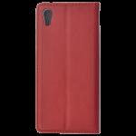 Etui Folio Magnet Rouge pour Sony XA1