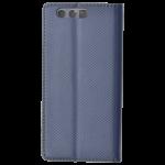 Etui Folio Magnet Gris pour Huawei Honor 9