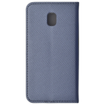 Etui Folio Magnet Gris pour Samsung J3 2017