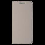 Etui Folio Premium Or pour Samsung S7 Edge