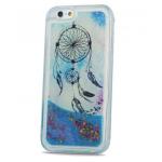 Coque TPU Pailette Attrape Rêve Bleu pour Apple iPhone 7/8