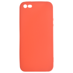 Coque TPU Soft Touch Rouge Apple iPhone 5/5S/SE