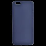 Coque TPU Soft Touch Bleu Apple iPhone 6/6S