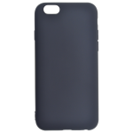 Coque TPU Soft Touch Noir Apple iPhone 6/6S