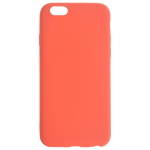Coque TPU Soft Touch Rouge Apple iPhone 6/6S