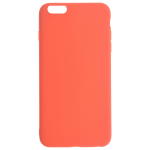 Coque TPU Soft Touch Rouge Apple iPhone 6/6S Plus