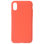 Coque TPU Soft Touch Rouge Apple iPhone X