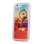 Coque TPU Pailette Attrape Rêve Rouge pour Apple iPhone 7/8