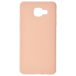 Coque TPU Soft Touch Rose Samsung A5 2016