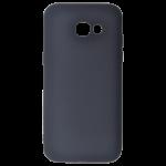 Coque TPU Soft Touch Noir Samsung A5 2017