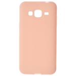 Coque TPU Soft Touch Rose Samsung J3 2016