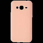 Coque TPU Soft Touch Rose Samsung J3 2016