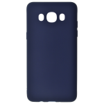 Coque TPU Soft Touch Bleu Samsung J5 2016