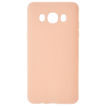 Coque TPU Soft Touch Rose Samsung J5 2016