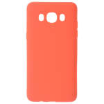 Coque TPU Soft Touch Rouge Samsung J5 2016