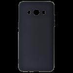 Coque TPU Soft Touch Noir Samsung J7 2016