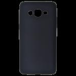 Coque TPU Soft Touch Noir Samsung Grand Prime