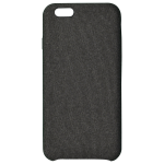 Coque Canvas Noir pour Apple iPhone 6/6S