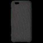 Coque Canvas Noir pour Apple iPhone 6/6S