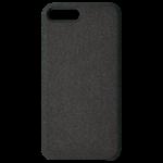 Coque Canvas Noir pour Apple iPhone 7/8 Plus