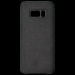 Coque Canvas Noir pour Samsung S8 Plus