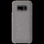 Coque Canvas Gris pour Samsung S8 Plus