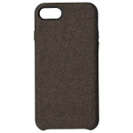 Coque Canvas Marron pour Apple iPhone 7/8